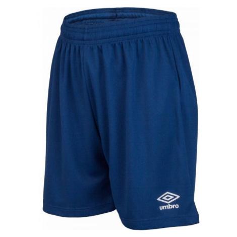 Umbro CLUB SHORT II JNR tmavě modrá - Chlapecké sportovní trenky