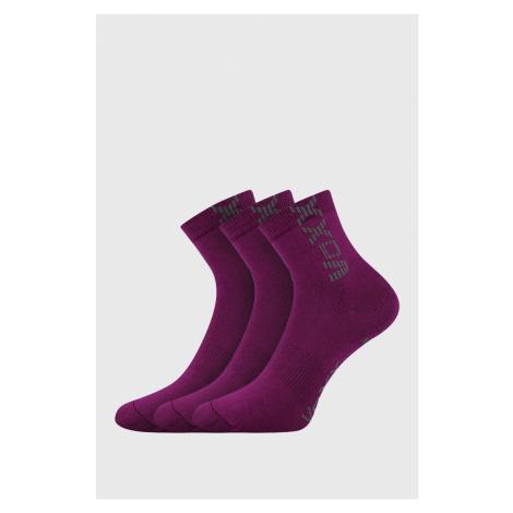 3 PACK dívčích ponožek Adventurik Boma