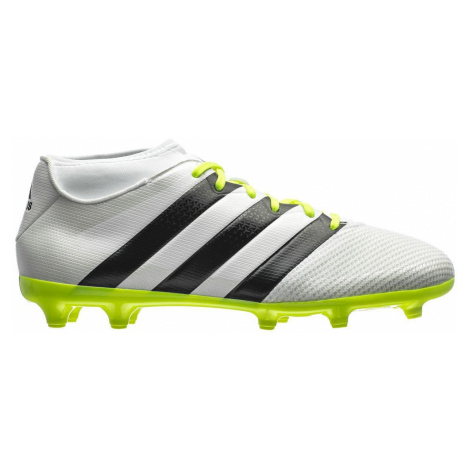 Dámské kopačky adidas ACE 16.3 Primemesh FG/AG Bílá / Zelená