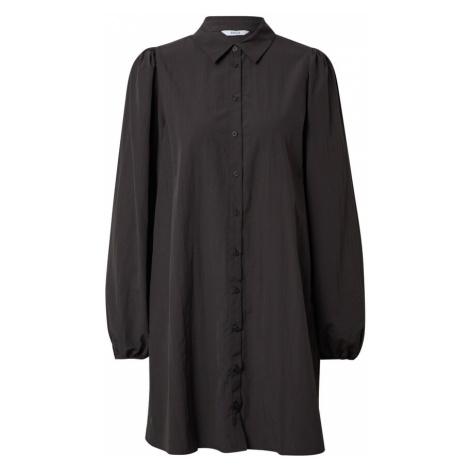 Envii Košilové šaty 'ENGULDBERG' antracitová