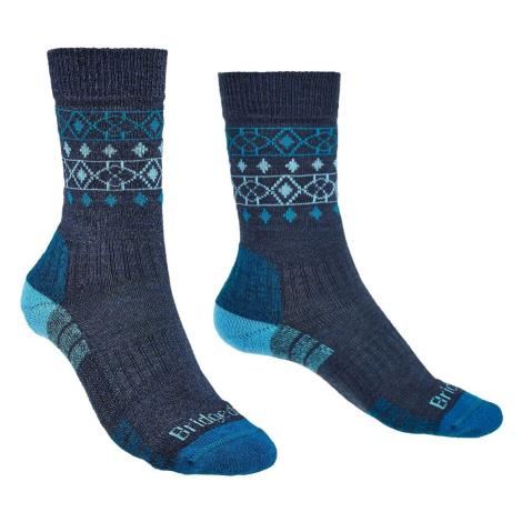 Bridgedale Hike Lightweight Merino Performance Boot Women´s denim/blue (3-4,5)