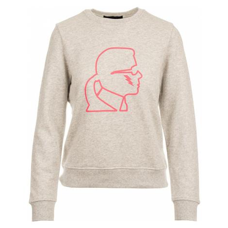 Karl Lagerfeld dámská mikina šedá
