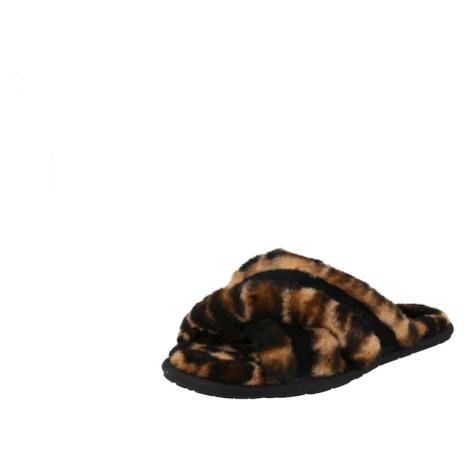UGG Pantofle světle hnědá / černá / cappuccino