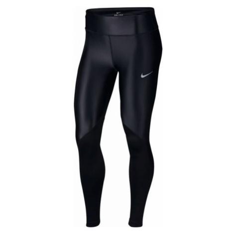 Nike FAST TGHT černá - Dámské běžecké legíny