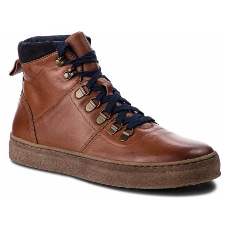 Kotníková obuv GINO ROSSI - Square MTU162-304-XBR5-0502-T 28/95