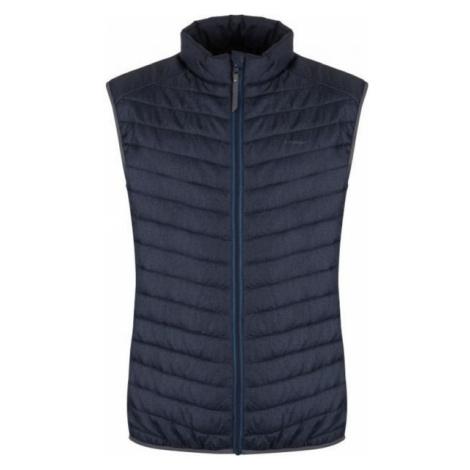 Loap IRANO tmavě modrá - Pánská sportovní vesta