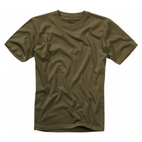 Tričko US T-Shirt BRANDIT olivové