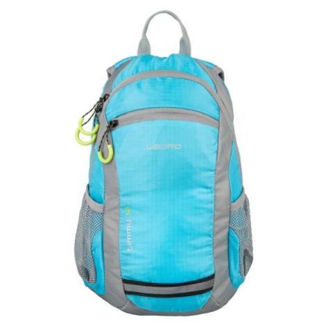Lewro TIMMY 12 modrá - Dětský batoh
