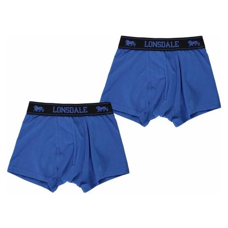 Lonsdale 2 Pack Trunk dětské Boys