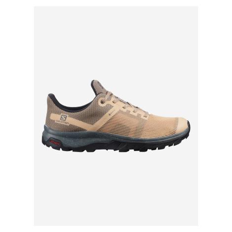 Outline Prism GTX Outdoor obuv Salomon Béžová
