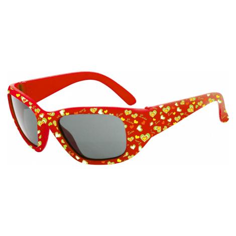 Dětské sluneční brýle Relax JEJU - červená