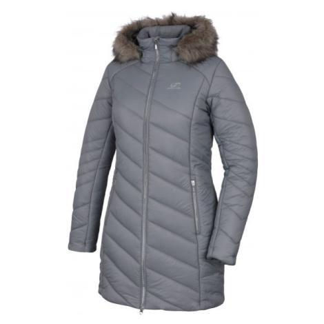 Hannah ELOISE šedá - Dámský zimní kabát
