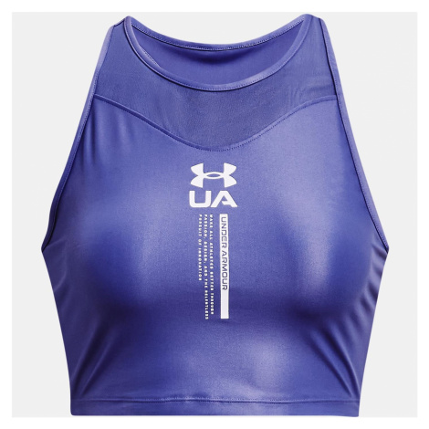 Under Armour Iso Chill Crop Tank Womens