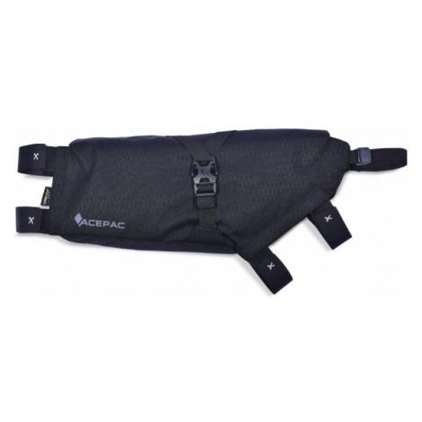 Brašna do rámu Acepac Roll Frame Bag M black