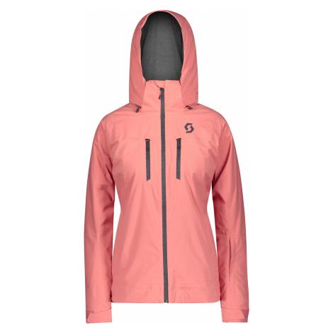 dámská bunda SCOTT Jacket W's Ultimate DRX, lantana rose