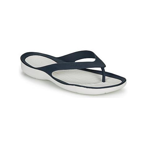 Crocs SWIFTWATER FLIP W Modrá