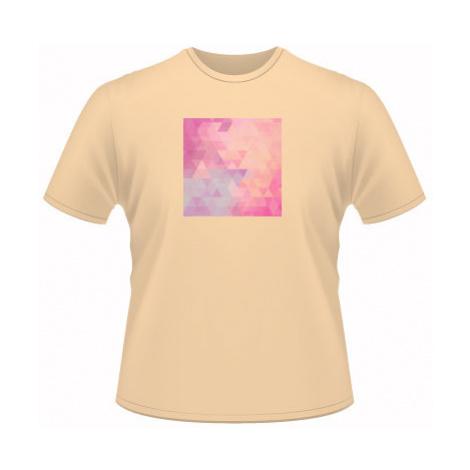 Pánské tričko SuperStar Sladce geometrický vzor