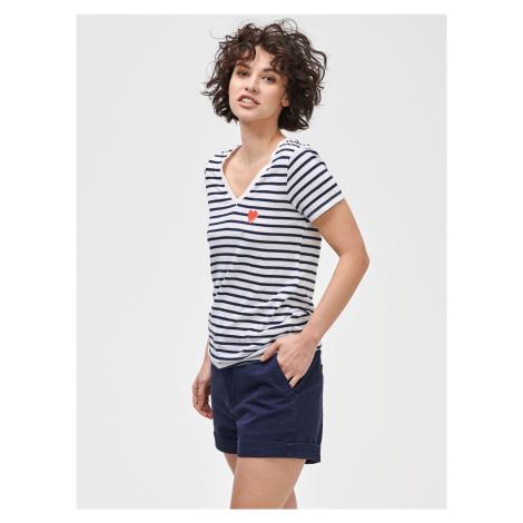 GAP barevné dámské tričko favorite print t-shirt