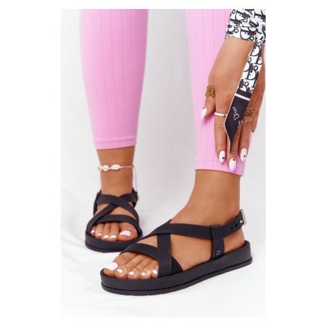 Fragrant Rubber Sandals Eco Friendly ZAXY HH285168 Black Kesi