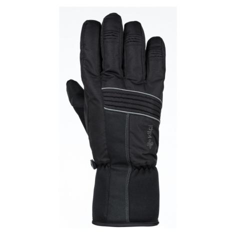 KILPI Unisex lyžařské rukavice GRANT-U JU0160KIBLK Černá