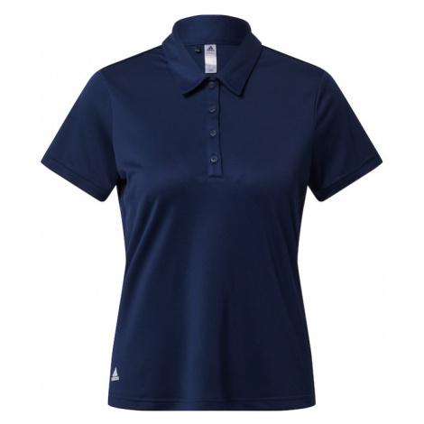 Adidas Golf Funkční tričko námořnická modř / bílá
