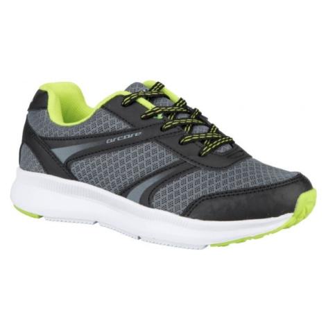 Arcore NELL šedá - Dětská běžecká obuv