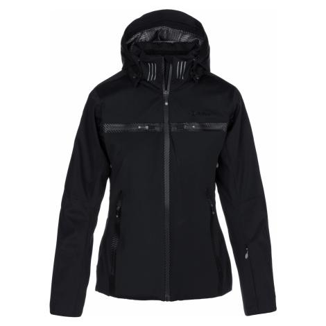KILPI Dámská lyžařská bunda HATTORI-W LL0031KIBLK Černá