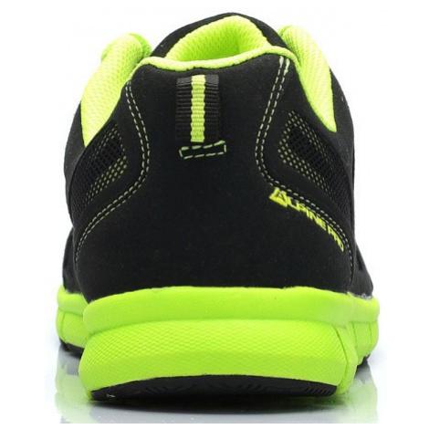 UNI obuv Alpine Pro OBERON - černá