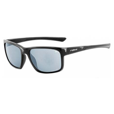 RELAX Peaks Uni sluneční brýle R2345A černá 12(31)