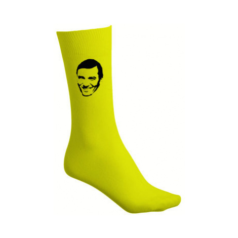 Bavlněné ponožky Karel Gott