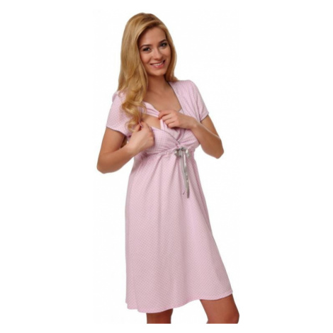 Dámská mateřská košile Italian Fashion Felicita růžová | růžová