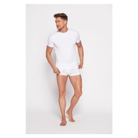 Pánské tričko Henderson 18731 Bosco bílé | bílá