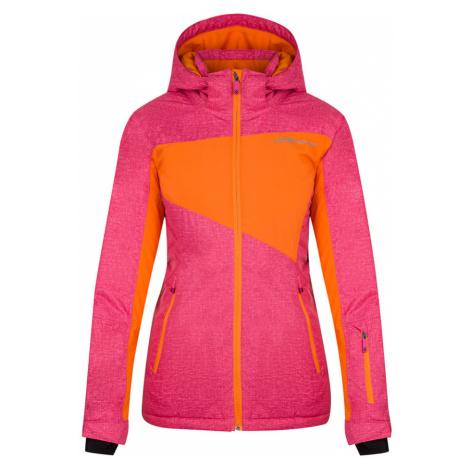 LOAP FANA Dámska lyžiarska bunda OLW1712J94X růžová