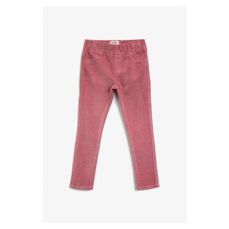 Koton Pink Girl Jeans