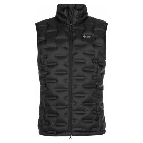 Pánská péřová vesta KILPI KENAI-M černá