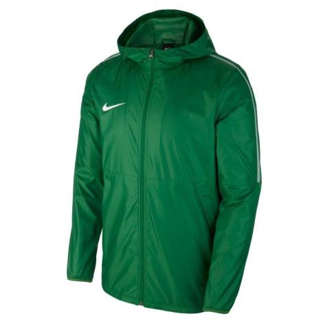 Dětská bunda Nike Rain Jacket Park 18 Zelená