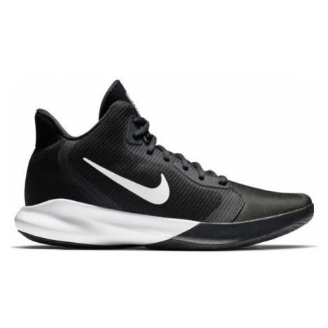 Nike PRECISION III černá - Pánská basketbalová bota