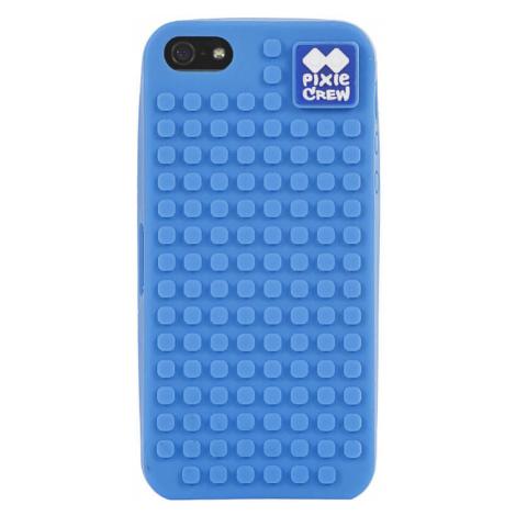 PIXIE CREW pixelový kryt na iPhone 5 modrý
