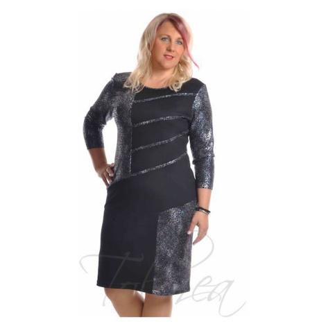 Šaty společenské paspule 9918 Tolmea