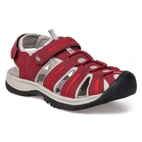 Umbro EMMA červená - Dámské sandály