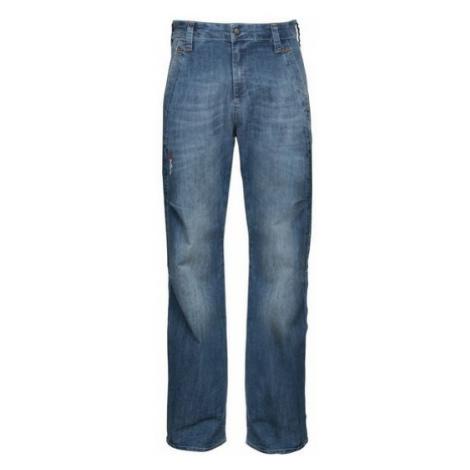Chillaz Heavy Duty kalhoty pánské, modrá