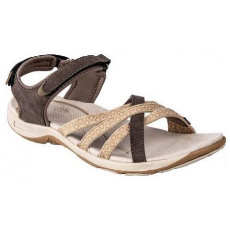 Numero Uno VICKY L zelená - Dámské trekové sandály