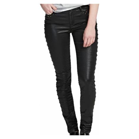 Černé kalhoty - KARL LAGERFELD