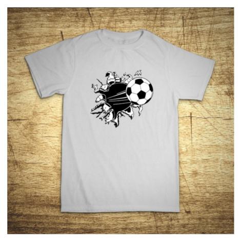 Detské tričko s motívom Futbal BezvaTriko