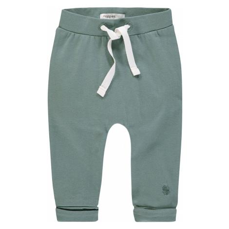 Noppies Kalhoty 'Bowie' pastelově zelená
