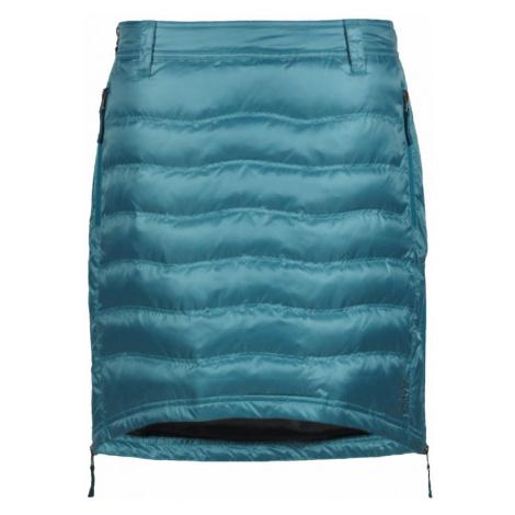 Sukně SKHOOP Short Down Skirt blue surf