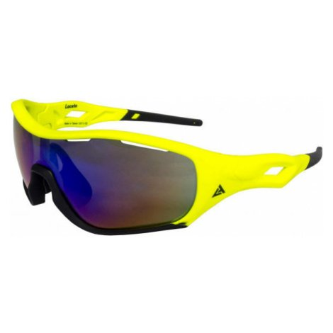 Laceto LT-SA1488 BRYLE ALOY žlutá - Sportovní sluneční brýle