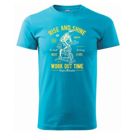 Work Out Time - Heavy new - triko pánské