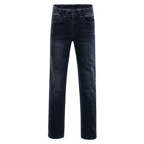 ALPINE PRO ALGODO 2 Dětské kalhoty KPAK074691 námořnická modř