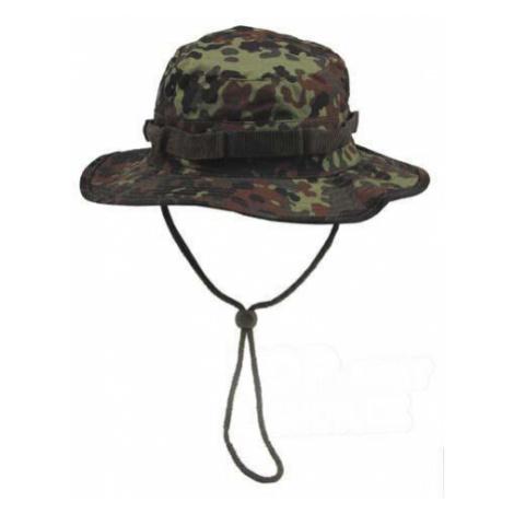 Klobouk MFH® US GI Bush Hat Rip Stop - flecktarn Max Fuchs